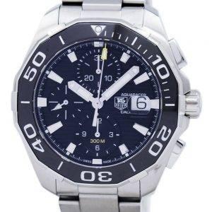TAG Heuer Aquaracer Chronograph Automatic 300M CAY211A.BA0927 Men's Watch