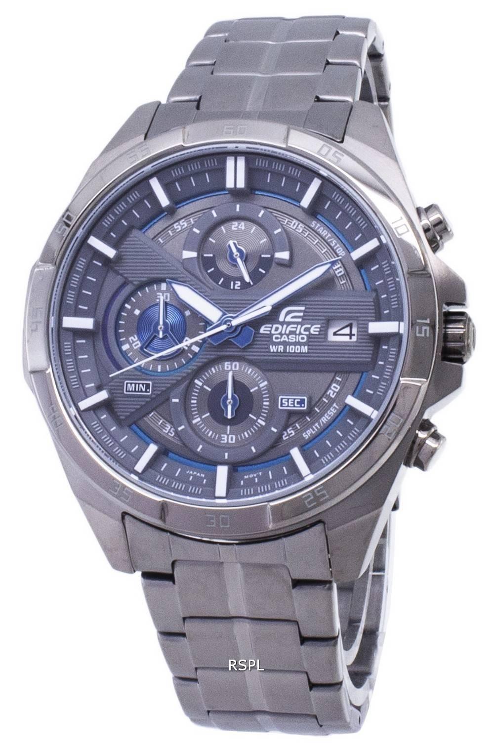 Casio Edifice EFR-556GY-1AV EFR556GY-1AV Chronograph Analog Men's Watch