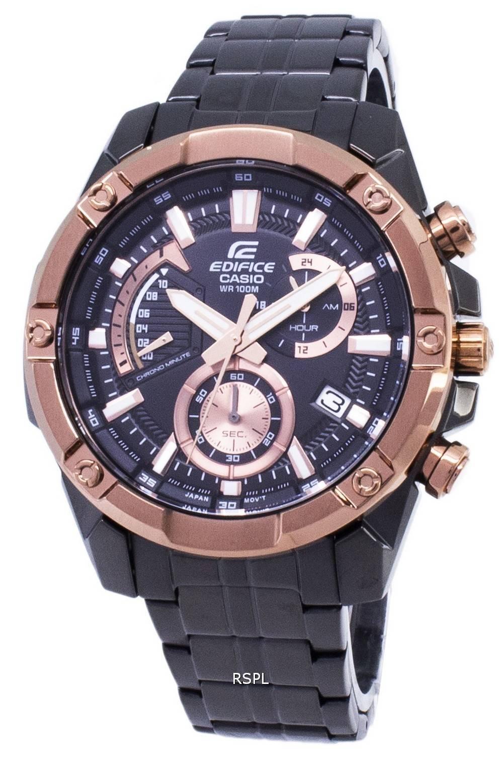 Casio Edifice EFR-559DC-1BV EFR559DC-1BV Chronograph Analog Men's Watch