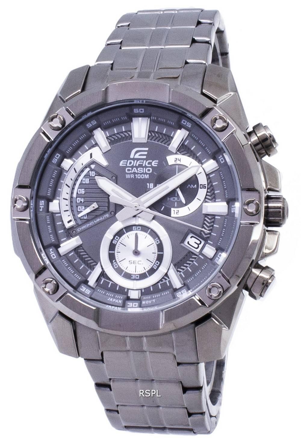 Casio Edifice EFR-559GY-1AV EFR559GY-1AV Chronograph Analog Men's Watch