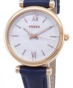Fossil Carlie Mini ES4502 Quartz Analog Women's Watch