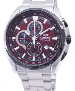 Orient Classic FTT13001H Chronograph Quartz Men's Watch