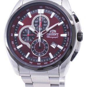 Orient Classic FTT13001H Chronograph Quartz Men's Watch