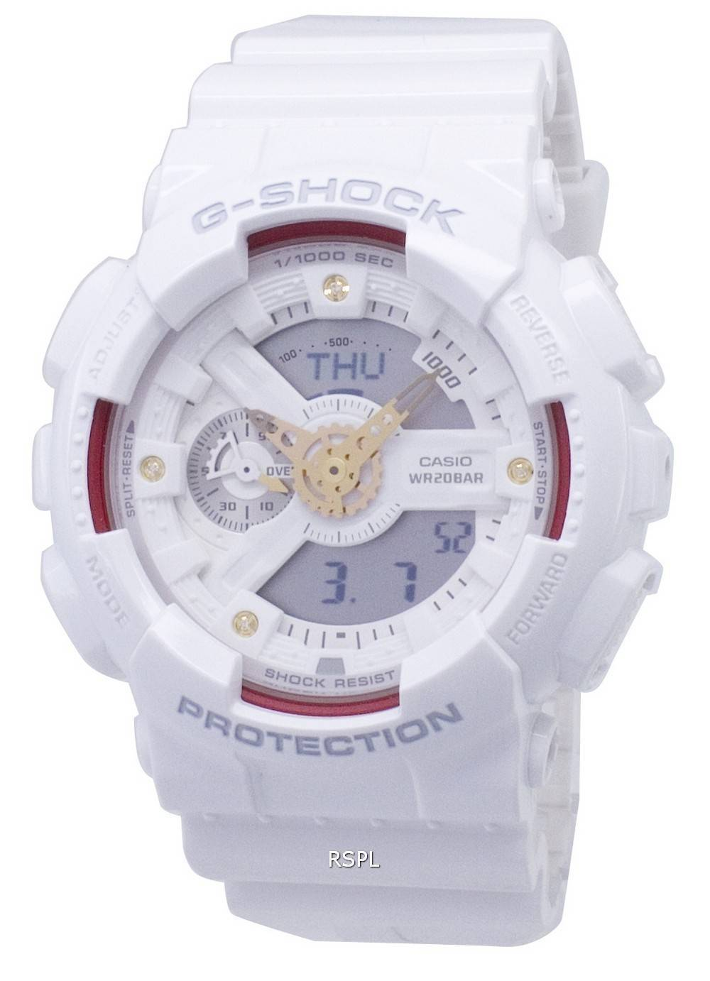 Casio G-Shock GA-110DDR-7A GA110DDR-7A Analog Digital 200M Men's Watch