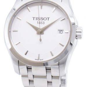 Tissot T-Classic Couturier T035.210.11.011.00 T0352101101100 Quartz Women's Watch