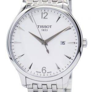 Tissot T-Classic Tradition Quartz T063.610.11.037.00 T0636101103700 Men's Watch