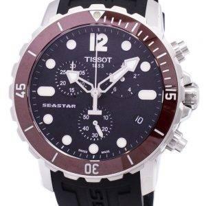 Tissot T-Sport Seastar 1000 Chronograph 300M T066.417.17.057.01 T0664171705701 Men's Watch