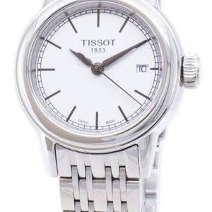 Tissot T-Classic Carson T085.210.11.011.00 T0852101101100 Quartz Analog Women's Watch