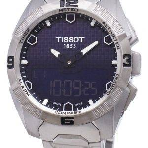 Tissot T-Touch Expert Solar T091.420.44.041.00 T0914204404100 Chronograph Men's Watch