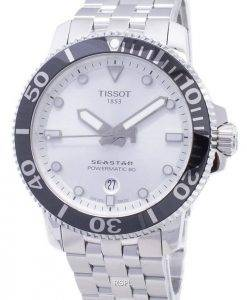 Tissot T-Sport Seastar T120.407.11.031.00 T1204071103100 Powermatic 80 300M Men's Watch