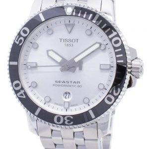 Tissot T-Sport Seastar T120.407.11.031.00 T1204071103100 Powermatic 80 300M Men's Watch