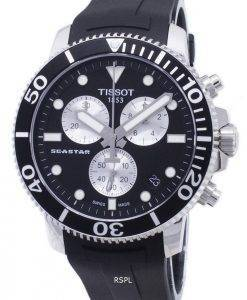 Tissot T-Sport Seastar T120.417.17.051.00 T1204171705100 Chronograph 300M Men's Watch