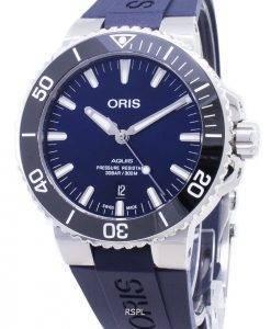Oris Aquis Date 01 733 7730 4135-07 4 24 65EB 01-733-7730-4135-07-4-24-65EB Automatic 300M Men's Watch