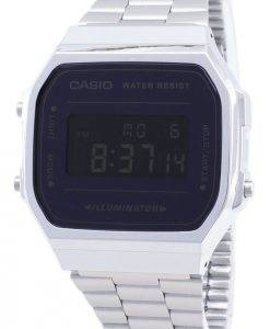 Casio Vintage A168WEM-1 Illuminator Digital Men's Watch