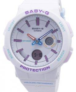 Casio Baby-G BA-255WLP-7A BA255WLP-7A Analog Digital Women's Watch