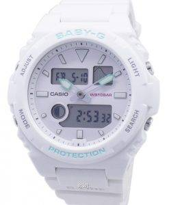 Casio Baby-G G-Glide BAX-100-7A BAX100-7A Tide Graph Women's Watch