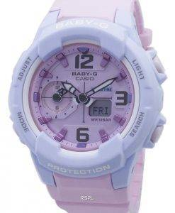 Casio Baby-G BGA-230PC-2B BGA230PC-2B Shock Resistant Women's Watch