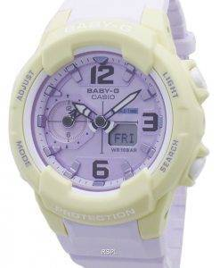 Casio Baby-G BGA-230PC-9B BGA230PC-9B Shock Resistant Women's Watch