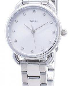 Fossil Tailor Mini ES4496 Diamond Accent Analog Women's Watch
