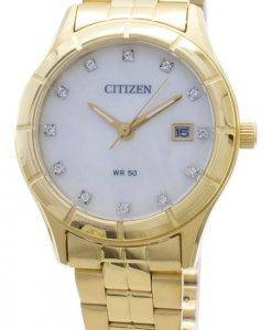 Citizen Quartz EU6042-57D Diamond Accents Women's Watch