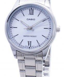 Casio Timepieces LTP-V005D-2B3 LTPV005D-2B3 Quartz Analog Women's Watch