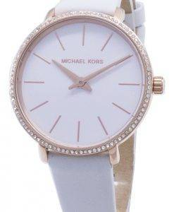 Michael Kors Mini Pyper MK2802 Diamond Accent Analog Women's Watch
