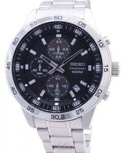 Seiko Chronograph SKS641 SKS641P1 SKS641P Quartz Analog Men's Watch