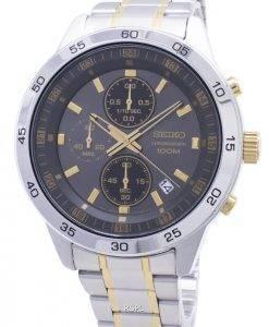 Seiko Chronograph SKS645 SKS645P1 SKS645P Quartz Analog Men's Watch
