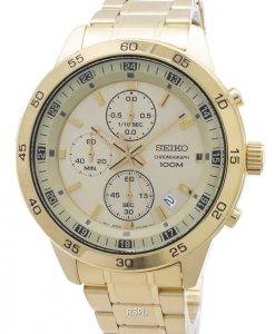 Seiko Chronograph SKS646 SKS646P1 SKS646P Quartz Analog Men's Watch