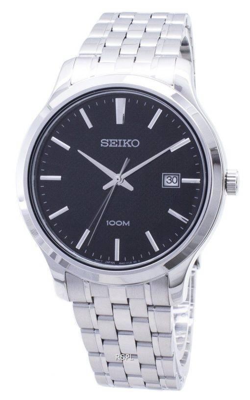 Seiko Neo Classic SUR293 SUR293P1 SUR293P Quartz Analog Men's Watch