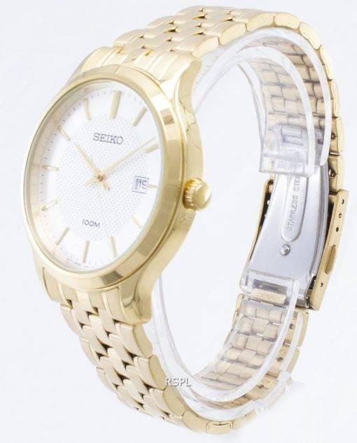 Seiko Neo Classic SUR296 SUR296P1 SUR296P Quartz Analog Men's Watch