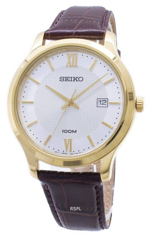 Seiko Neo Classic SUR298 SUR298P1 SUR298P Quartz Analog Men's Watch