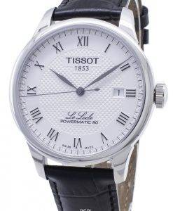 Tissot T-Classic Le Locle T006.407.16.033.00 T0064071603300 Powermatic 80 Automatic Men's Watch