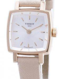 Tissot T-Lady Lovely Square T058.109.36.031.00 T0581093603100 Quartz Women's Watch