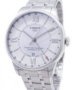 Tissot T-Classic Chemin Des Tourelles T099.429.11.038.00 T0994291103800 Powermatic 80 Men's Watch
