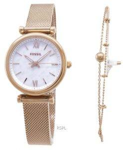 Fossil Carlie Quartz ES4443SET Women's Watch