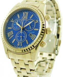 Citizen Eco-Drive Chronograph FB1363-56L Womens Watch