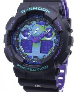 Casio G-Shock GA-100BL-1A GA100BL-1A Shock Resistant 200M Men's Watch