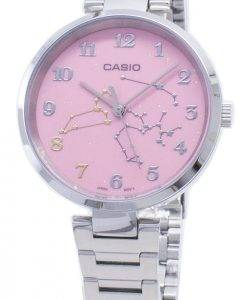 Casio Quartz LTP-E02D-4A LTPE02D-4A Analog Women's Watch