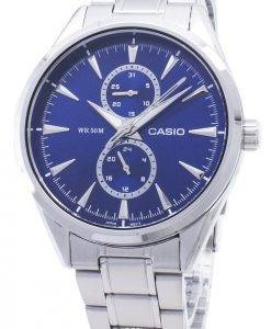 Casio Enticer MTP-SW340D-2AV MTPSW340D-2AV Quartz Men's Watch