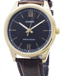 Casio Quartz MTP-V005GL-1B2 MTPV005GL-1B2 Analog Men's Watch