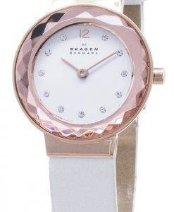 Skagen Leonora SKW2769 Diamond Accent Quartz Women's Watch