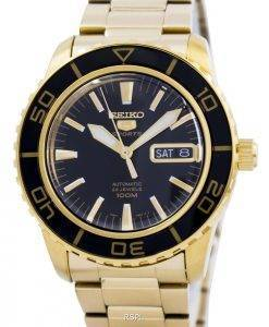Seiko 5 Sports Automatic SNZH60K1 SNZH60 SNZH60K Mens Watch