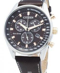 Citizen Eco-Drive AT2396-19X Chronograph Men's Watch