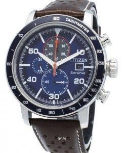 Citizen Brycen Eco-Drive CA0648-09L Chronograph Analog Men's Watch