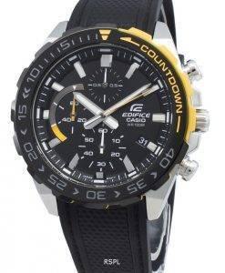 Casio Edifice EFR-566PB-1AV EFR566PB-1AV Chronograph Quartz Men's Watch