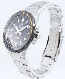 Casio Edifice EFV-120DB-1AV EFV120DB-1AV Quartz Men's Watch
