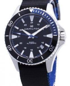 Hamilton Khaki Scuba H82315931 Automatic Analog Men's Watch