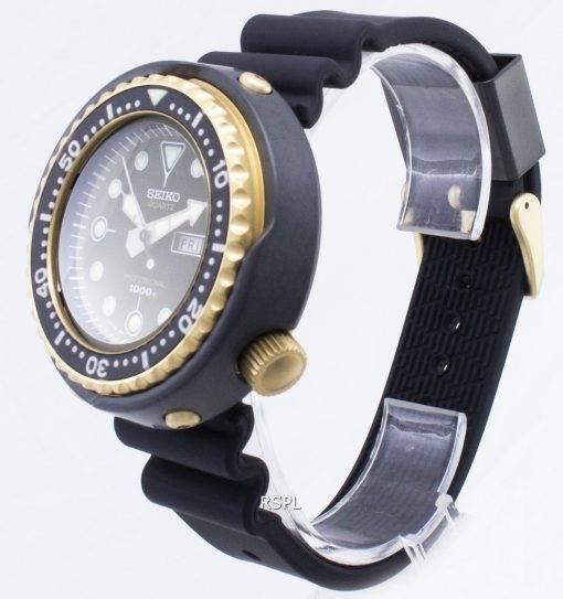 Seiko Prospex Professional S23626 S23626J1 S23626J Titanium Limited Edition 1000M Men's Watch
