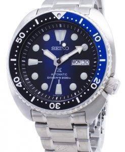 Seiko Prospex Diver's SRPC25 SRPC25K1 SRPC25K Automatic 200M Men's Watch